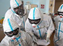 Брянский оперштаб обнародовал коэффициент распространения коронавируса