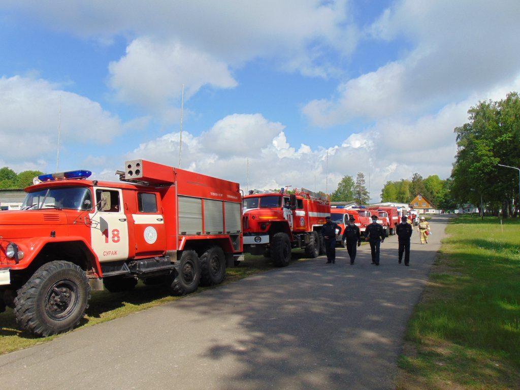 trenirovalis na slavu pozharno spasatelnyy garnizon bryanskoy oblasti provel pozharno takticheskoe uchenie 1622208708934945730