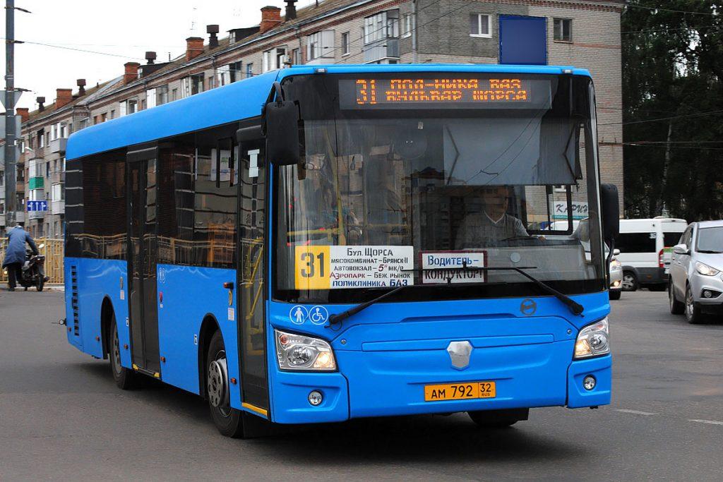 Транспортная реформа в Брянске началась без потрясений