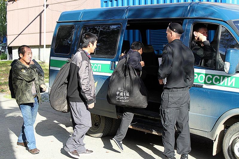 Шестерых нелегалов депортируют из Брянской области