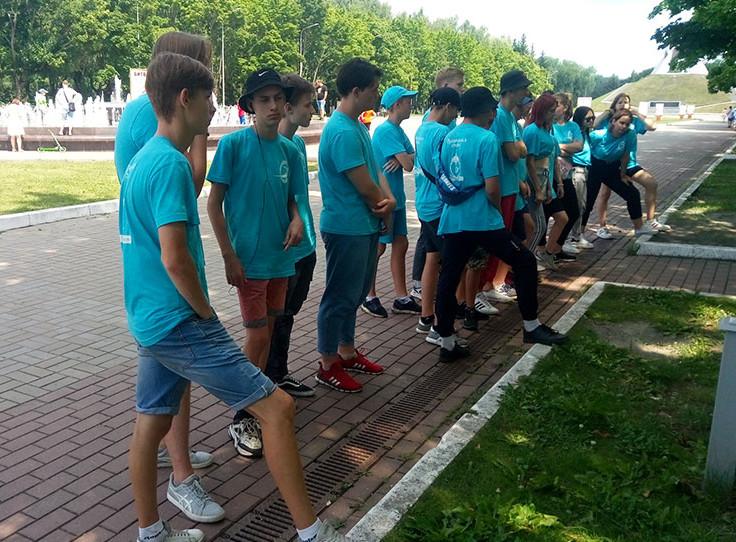 Для подростков в Брянске устроили турнир по спортивному ориентированию