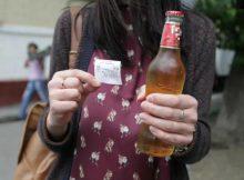 Pivo nesovershennoletnej