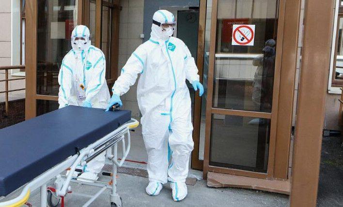 В Брянской области от ковида умерли 11 человек за прошедший день
