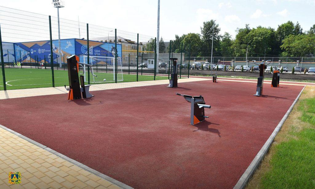 Sportploshhadka BMZ4