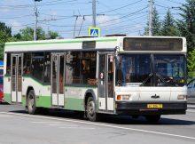 Sven avtobus