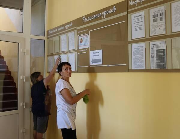 Комаричские студенты придут в отремонтированный техникум