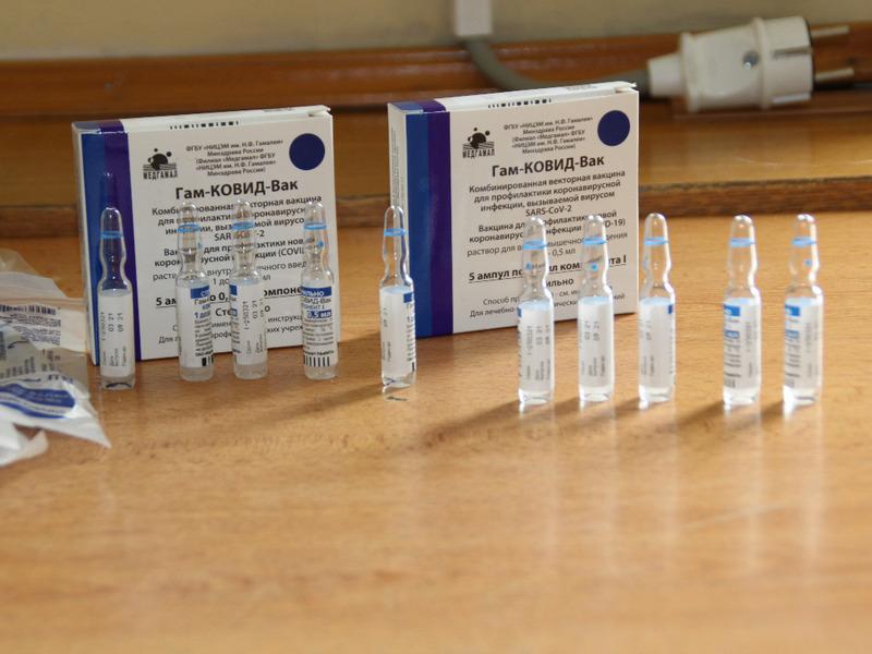Почти четверть миллиона брянцев привились от ковидаот коронавируса