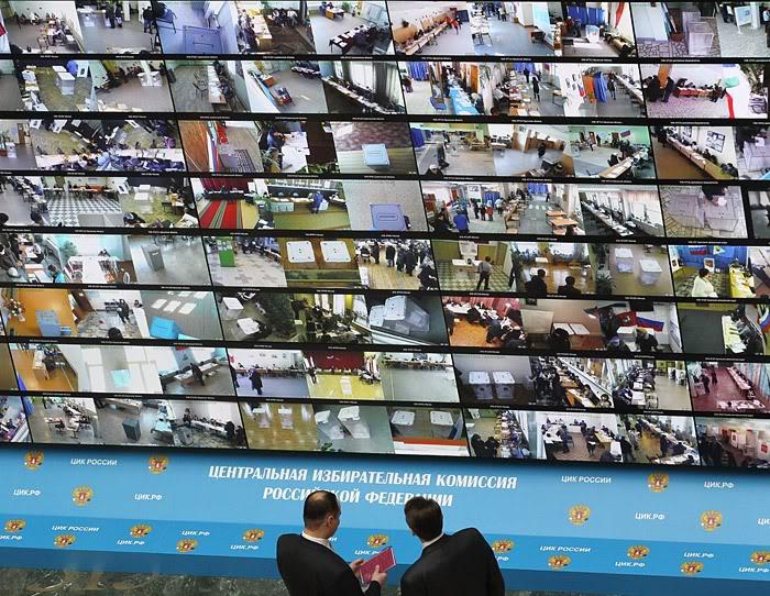 Брянские эксперты положительно отнеслись к идее видеонаблюдения за выборами