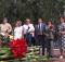 В Брянске возле памятника Круговая оборона почтили память погибших воинов-десантников