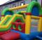 В Клинцах детским надувным батутам запретили работать