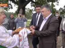 В брянском селе Шулаковка Унечского района состоялось открытие сельского дома культуры