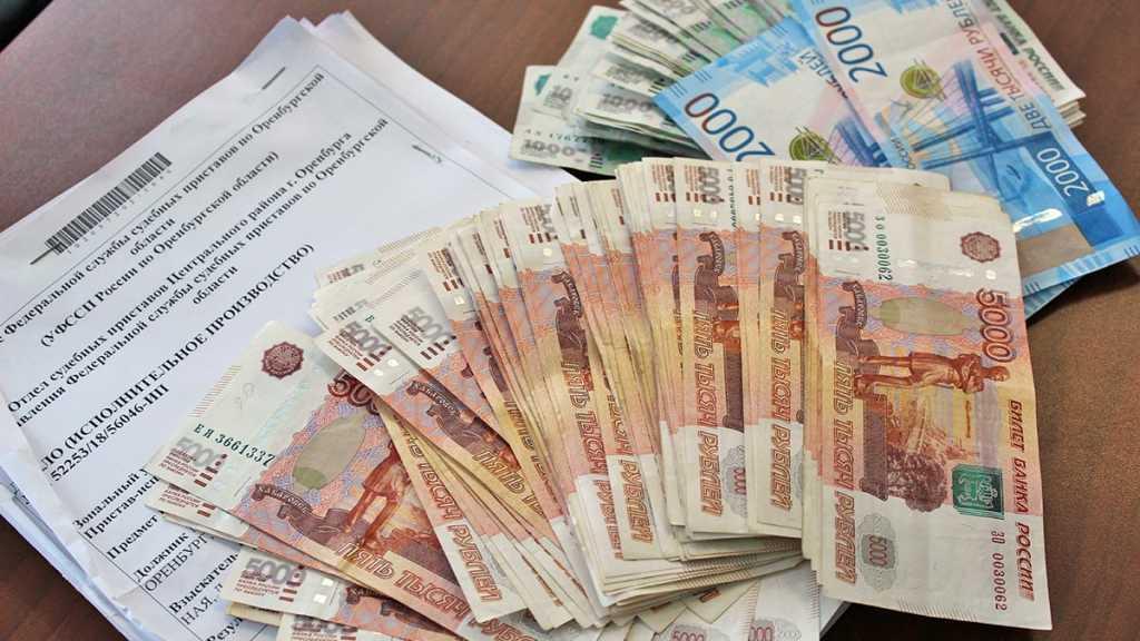 Брянец задолжал сыну по алиментам 120 тысяч рублей