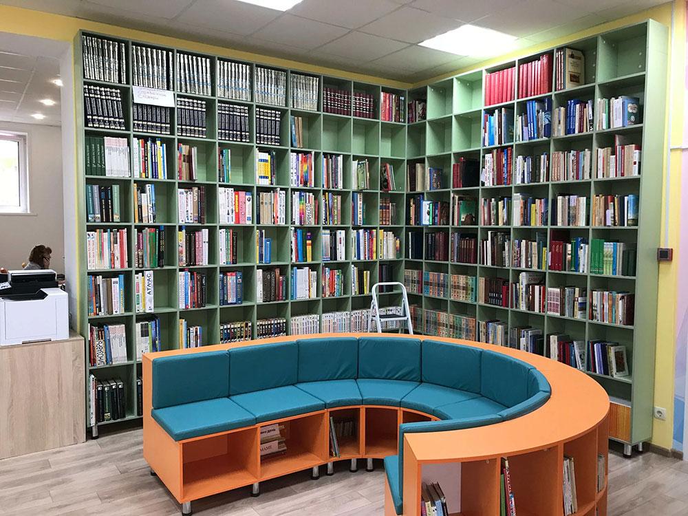 В Брянске 27 августа откроется первая модельная библиотека