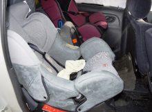 В автоаварии в Брянском районе перелом ключицы получил годовалый ребенок