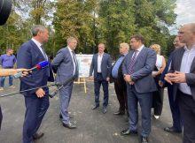Стадион «Труд» в Клинцах отремонтируют к 2022 году