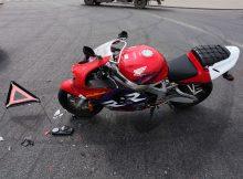В Бежицком районе Брянска разбился 36-летний мотоциклист