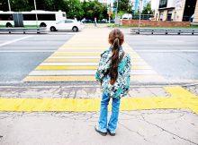 В Клинцах 10-летнюю девочку машина сбила на пешеходном переходе