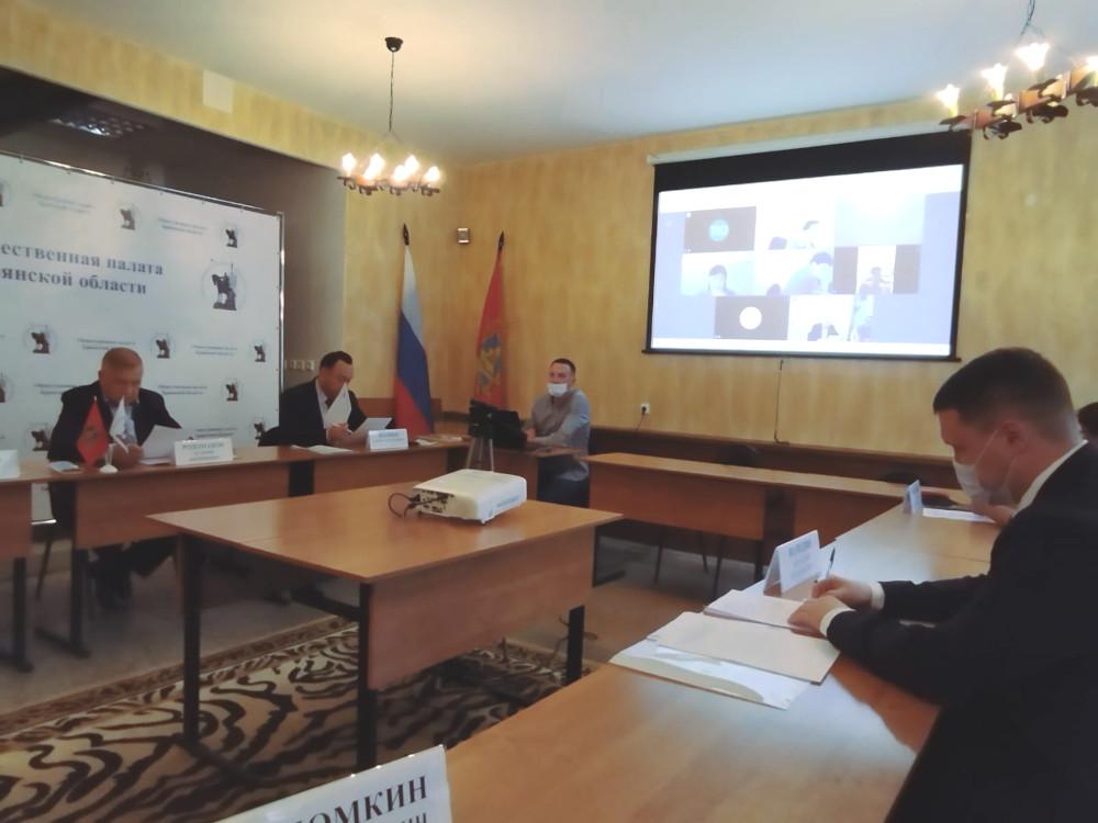 В Брянске проходит заседание штаба по общественному контролю и наблюдению за выборами