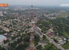 180-метровой брянской телебашне исполнилось 62 года