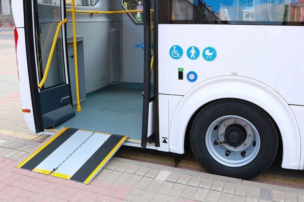 Брянская область закупила 7 газовых автобусов за 39,5 миллиона рублей