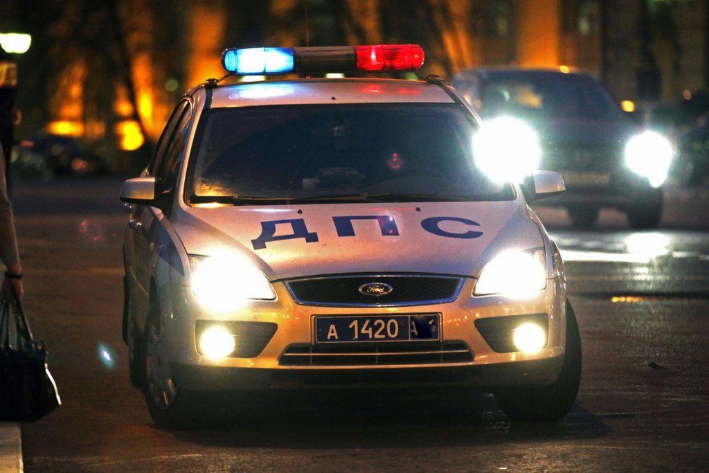 В Брянске за сутки пьяными за рулем поймали пять водителей