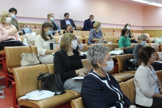 Педагоги обсудили актуальные вопросы развития системы образования Брянщины