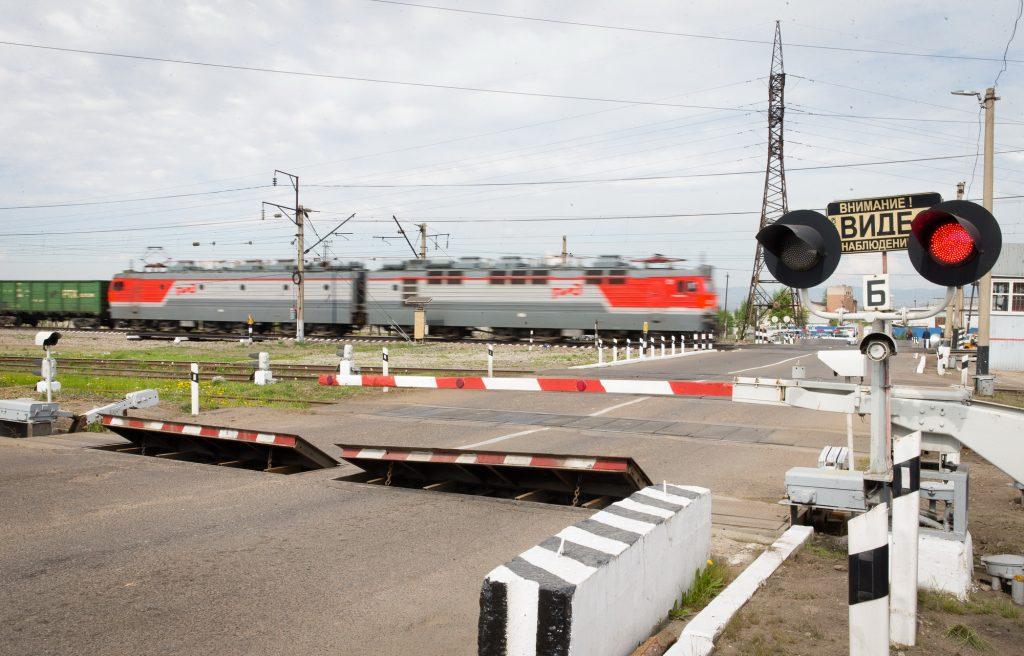 В Брянске на день закроют переезд на станции Белые Берега