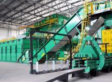 В Сураже завершается строительство мусоросортировочной станции