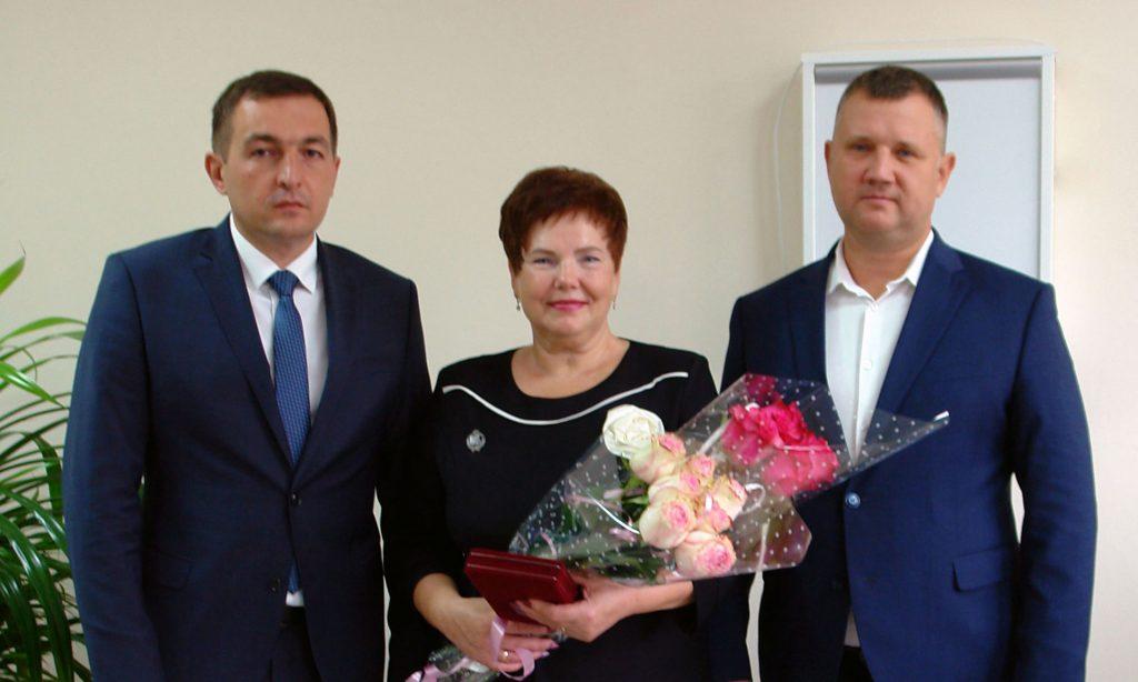 Президент Путин наградил главную медсестру Брянской городской детской больницы №1