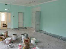 Завершается капремонт челховского дома культуры в Климовском районе