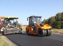 На Брянщине успешно реализуется нацпроект «Безопасные качественные дороги»