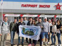 Сотрудники Брянского автозавода увидели мощь российского оружия
