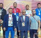 Брянские борцы стали призерами международного турнира в Минске