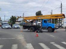 В Брянске проводится проверка по факту ДТП с участием мотоциклиста
