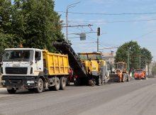 Дополнительно 13 улиц отремонтируют в этом году в Брянске