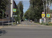 Ремонт переулка Металлистов в Бежицком районе Брянска завершился