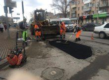 В Брянске за 160 миллионов рублей до конца года отремонтируют еще 12 дорог