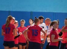 Брянский «Сокол» с двух побед стартовал в чемпионате России по гандболу