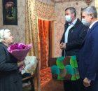 Жительница Клинцов Вера Никифорова отметила 90-летие
