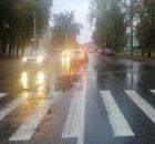 В Брянске водитель Kia сбил пенсионерку-нарушительницу