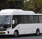 На Брянщине новые газовые автобусы вышли на линии