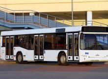 О работе автобусов в день города