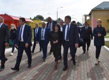 Губернатор Александр Богомаз в ходе рабочей поездки в Клетнянский район посетил детский сад «Сказка»