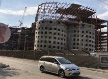 Брянский ТРЦ «МегаГринн» обзавёлся крышей
