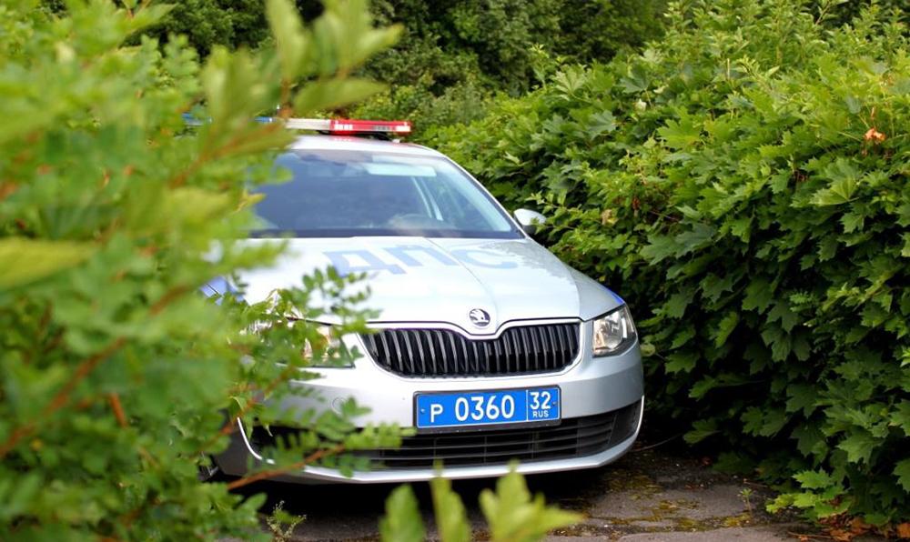 В Брянской области за три дня поймали 50 пьяных водителей