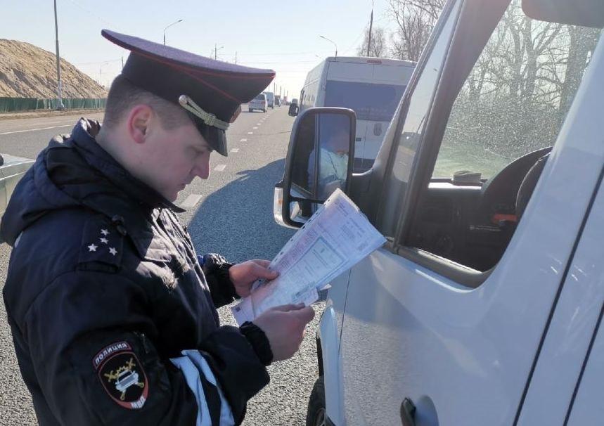 На Брянщине устроят двухдневные облавы на водителей авытобусов