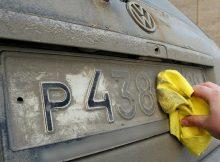 За «случайно грязные» номера брянские водители заплатят 5 тысяч рублей штрафа
