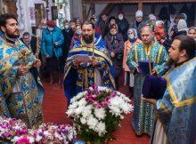 Брянский храм в городе Фокино отметил престольное торжество