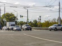 Новая дорога из Фокинского в Володарский приятно удивила водителей