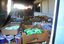 На Брянщине забраковали 200 кг мясной и молочной продукции из Белоруссии